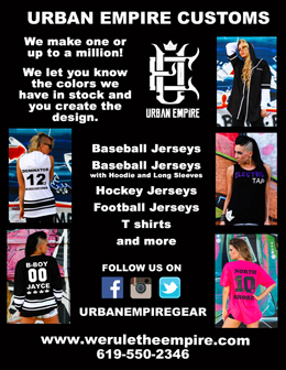 Get Customized - Urban Empire